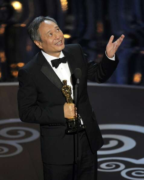 Ang Lee, best director for 'Life of Pi'