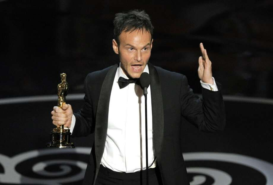 Chris Terrio, best adapted screenplay winner for 'Argo'