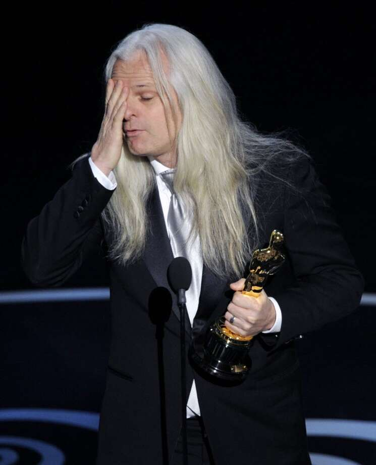 Claudio Miranda, best cinematography winner for 'Life of Pi'