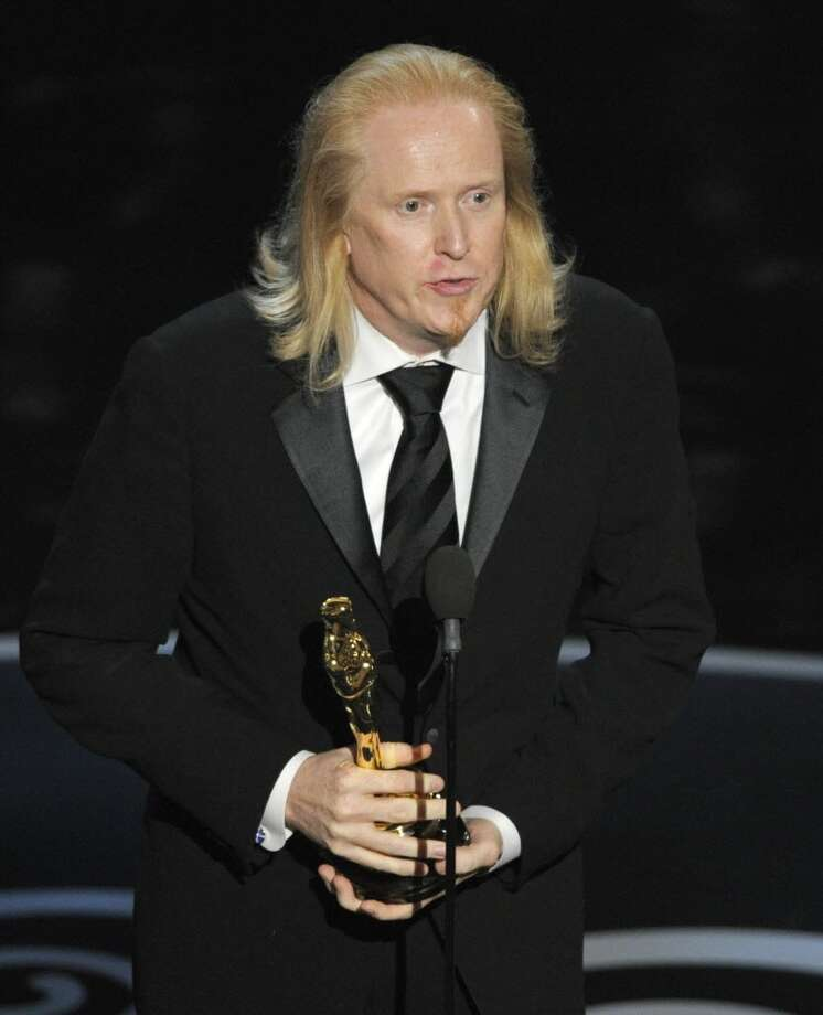 The co-winner of best sound editing for 'Zero Dark Thirty'