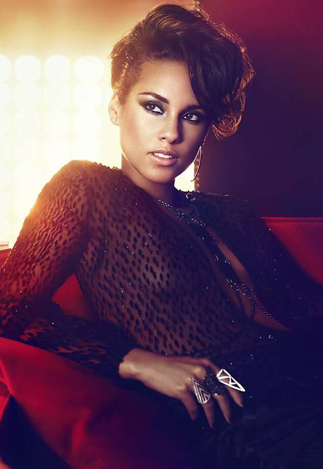 "Alicia Keys says she wants her new world tour to be ""an emotional, musical and visual experience."" Photo: Id"