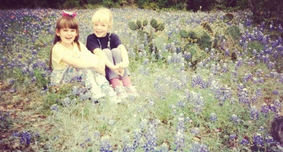 THEN: Growing up in Helotes, Kelly Jonas and Holly MacRossin were best friends. In 1994, they