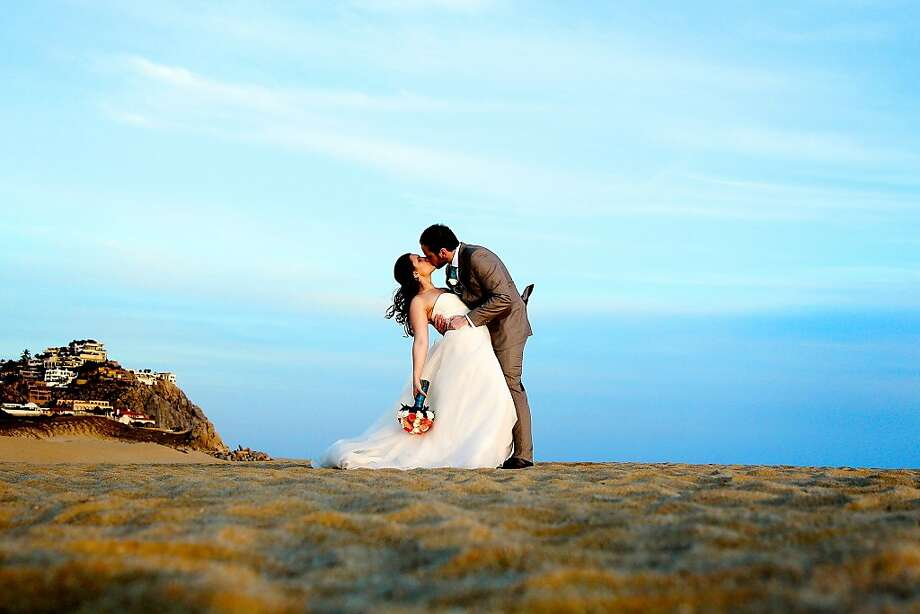 Images from the wedding of Sharon Howell and Bryan Pope. Photo: Enrique Morales, Cabo San Lucas,