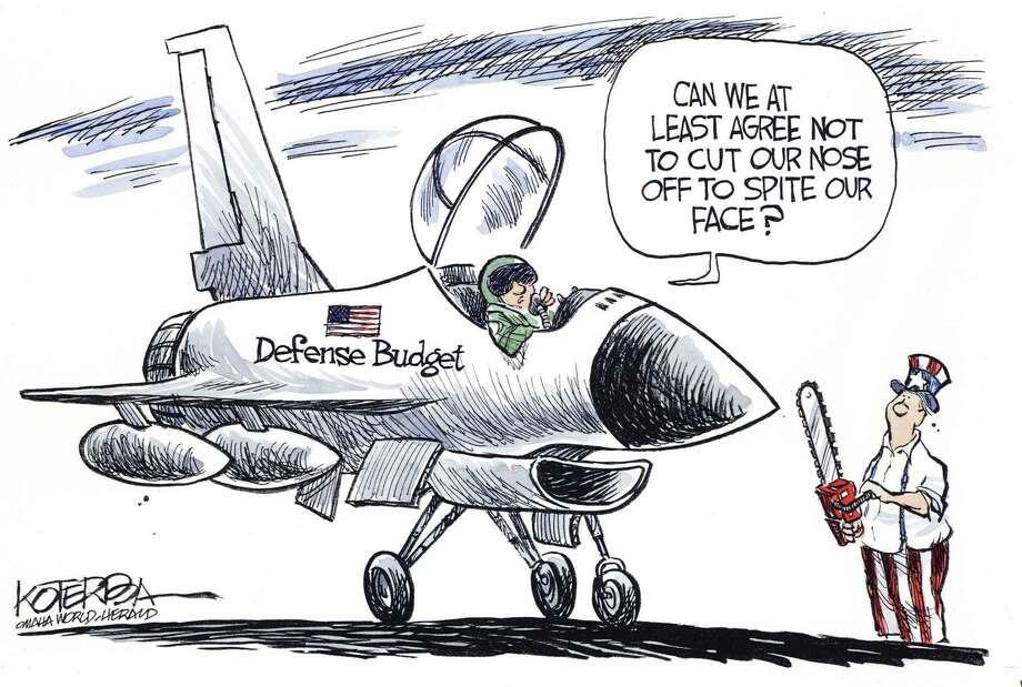 Jeff Koterba color cartoon for 8/5/2011