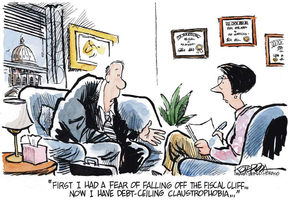 Jeff Koterba cartoon for January 9, 2013