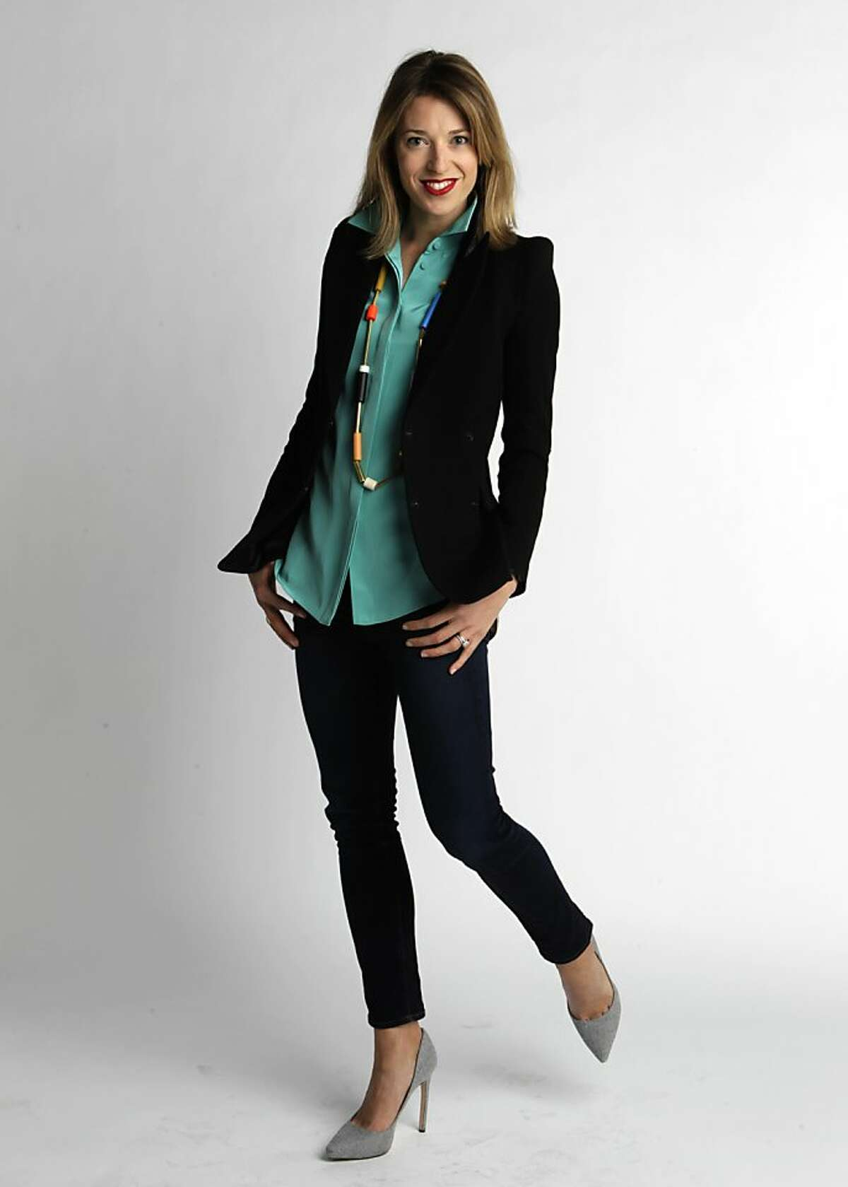Erin Hiemstra, seen in San Francisco, Calif. on Friday, Feb. 22, 2013, is in this week's Stylemaker Spotlight.