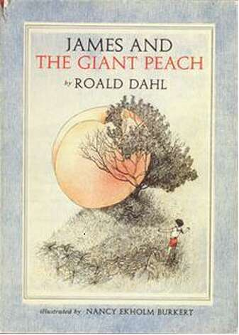 Could seagulls lift the peach in this children's story?  Photo: Multiple