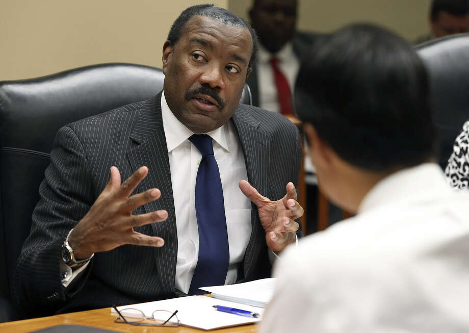 CPS Energy CEO Doyle Beneby could double his salary under his new contract extension.