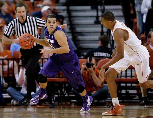 Who's hot:  Kansas State G Angel Rodriguez, averaging 17.2 points and 6.4 assists in his last five games. Photo: Eric Gay, Associated Press / AP