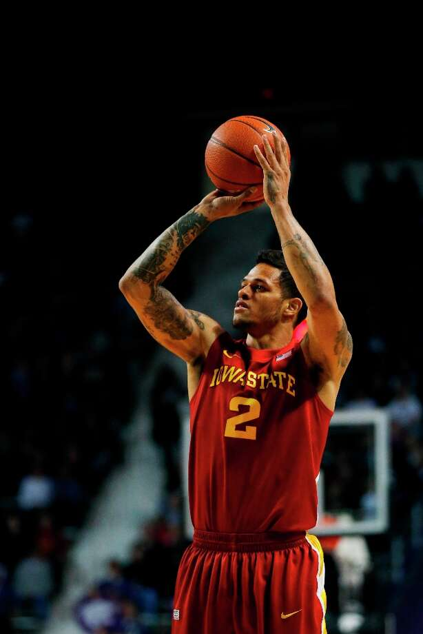 Who's hot:  Iowa State G Chris Babb, who has hit 20 3-pointers and connected on 52.6 percent of his 3-pointers during the last five games. Photo: Orlin Wagner, Associated Press / AP