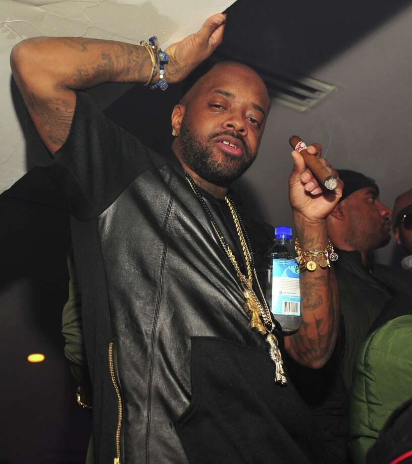 Jermaine Dupri attends the So So Def anniversary party hosted by Jay Z at Compound on February 23, 2013 in Atlanta, Georgia. Photo: Prince Williams, Getty Images / 2013 Prince Williams