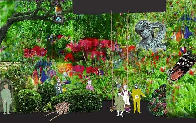 The Gallery For The Secret Garden Mrs Medlock
