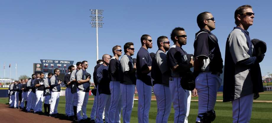 Get to know your 2013 MarinersSpring training is heating up in Peoria, Ariz., and the Mariners -- as of Monday -- are already 3-1 in Cactus League play. The sun has been shining and baseball is just around the corner, so we thought it was time to get to know this year's Mariners a bit better.Click through the gallery to learn some fun facts about the 61 Mariners who are at spring training -- the 40 guys on the MLB roster and the 21 minor-leaguers who were invited to show their stuff.