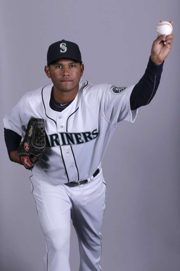 Anthony Fernandez | 64 | left-handed pitcher (non-roster invitee)Age: 22 | Birthplace: Sabana Iglesia, Dominican RepublicFun fact: Was just 16 years old when he signed with the Mariners in 2006, and now has the third-most strikeouts (134) of any M's minor-leaguer.