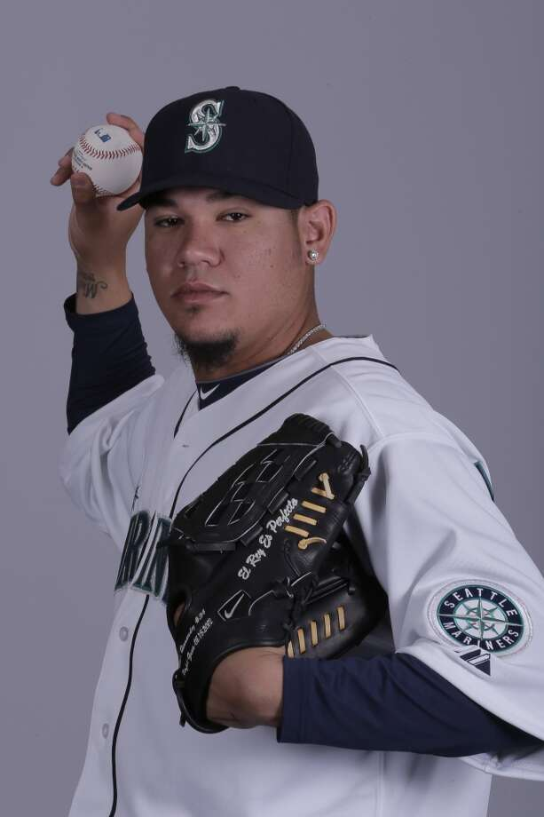 Felix Hernandez| 34 | right-handed pitcher (40-man roster)Age: 26 | Birthpace: Valencia, VenezuelaFun fact: His perfect game Aug. 15 against Tampa Bay was just the 23rd in MLB history, and his new $175 million, seven-year contract with the M's is the biggest ever for a pitcher.