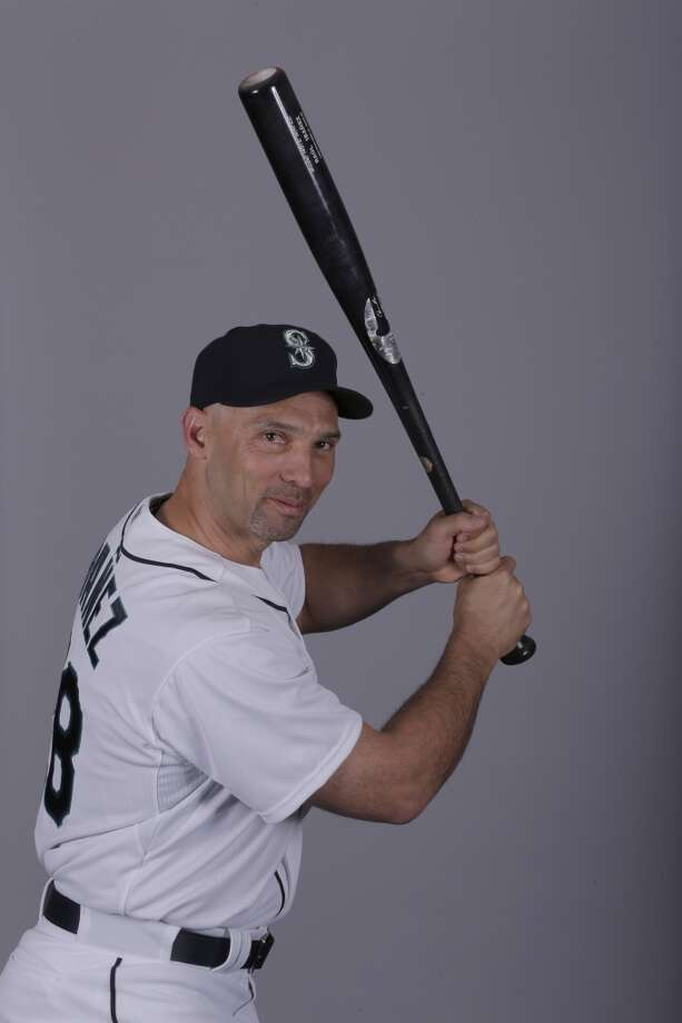 Raul Ibanez| 28 | outfielder/designated hitter (40-man roster)Age: 40 | Birthplace: Manhattan, N.Y.Fun fact: He's just the fourth player to have three stints with the Mariners (joining Mike Blowers, Norm Charlton and Jeff Nelson), and is the all-time home run leader at Safeco Field with 66.