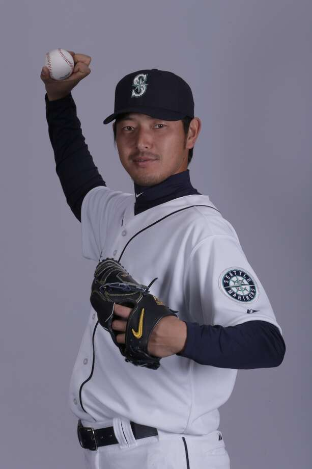 Hisashi Iwakuma | 18 | right-handed pitcher (40-man roster)Age: 31 | Birthplace: Tokyo, JapanFun fact: Nicknamed ''Kuma,'' which means ''bear'' in Japanese, in 2012 he had the best rookie-year ERA (2.65) of any Mariners pitcher in club history.