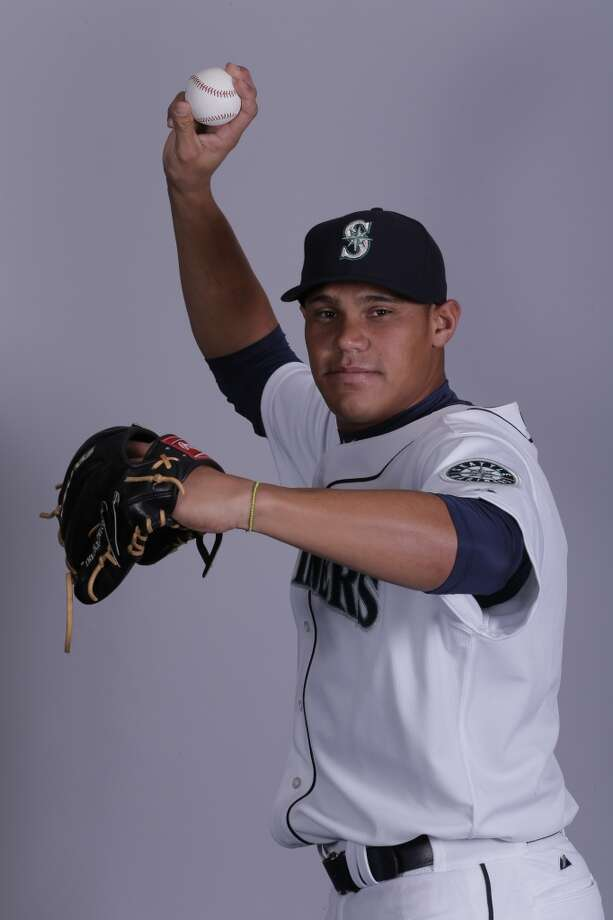 Yoervis Medina | 74 | right-handed pitcher (40-man roster)Age: 24 | Birthplace: Puerto Cabello, VenezuelaFun fact: Found his stride last season after the M's converted him from a starter to a reliever, notching 77 strikeouts in 46 appearances.