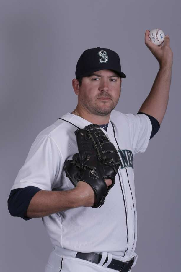 Joe Saunders | 23 | left-handed pitcher (40-man roster)Age: 31 | Birthplace: Springfield, Va.Fun fact: Is undefeated in nine career starts at Safeco Field, though not as a Mariner. Was an All-Star in 2008 with the Angels, the same year his daughter Mattea was born.