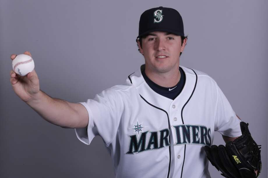 Carson Smith | 73 | right-handed pitcher (non-roster invitee)Age: 23 | Birthplace: Dallas, TexasFun fact: Got an invitation to M's spring training with just a year of minor-league baseball under his belt. Led the High-A High Desert Mavericks in 2012 in saves (15) and only allowed two runs over his final 28 games.
