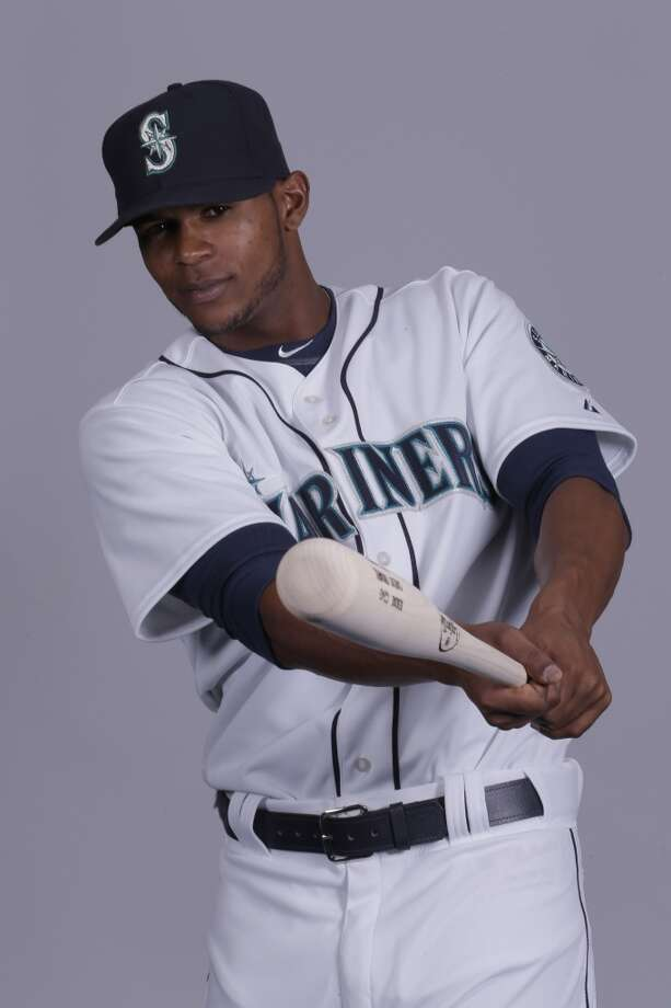Carlos Triunfel | 1 | infielder (40-man roster)Age: 23 | Birthplace: Santiago, Dominican RepublicFun fact: Was named the Triple-A Tacoma Rainiers' Defensive Player of the Year in 2012, and his first major-league hit was a double on Sept. 13, 2012, when he was just 22 years old.