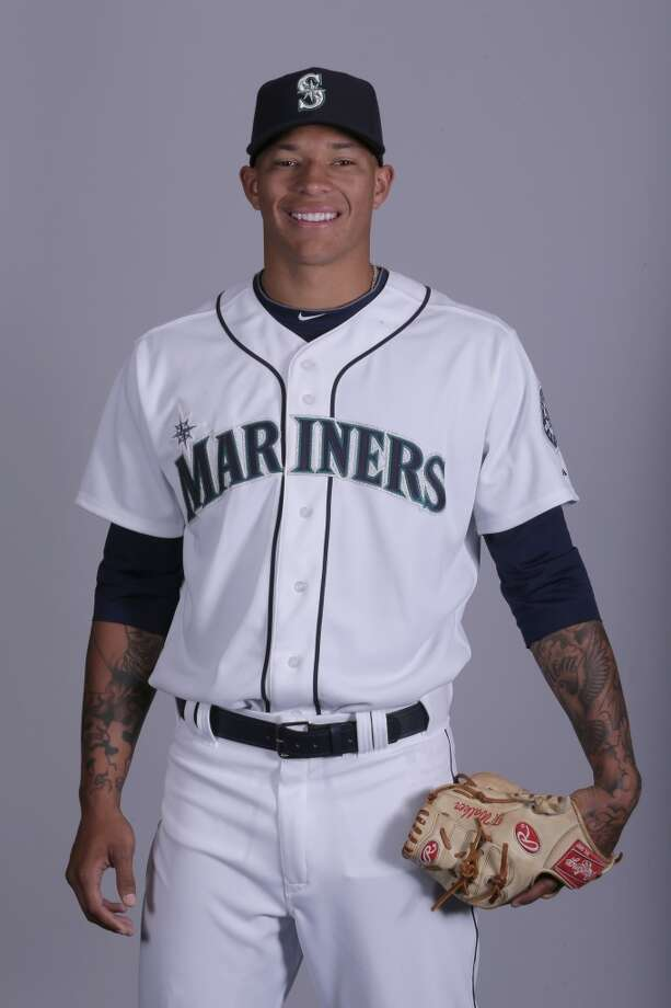Taijuan Walker | 68 | right-handed pitcher (non-roster invitee)Age: 20 | Birthplace: Shreveport, La.Fun fact: Is ranked the No. 1 prospect in the Mariners organization and the No. 5 prospect in all of baseball, according to MLB.com.
