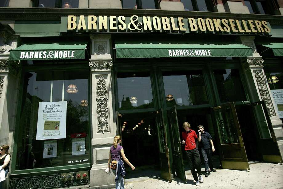 Barnes & NobleThe book giant's first-quarter net loss has doubled, totaling about $87 million. But despite losses related to tablet competition, Barnes & Noble will still produce Nooks, but may eliminate touch-screen versions. Photo: Spencer Platt, Staff / 2006 Getty Images