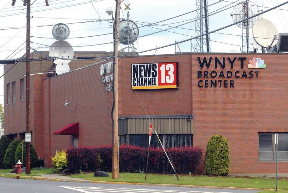 TIMES UNION ARCHIVES The WNYT New Channel 13 Broadcast Center  in Mennands, New York. Photo: MICHAEL P. FARRELL / ALBANY TIMES UNION