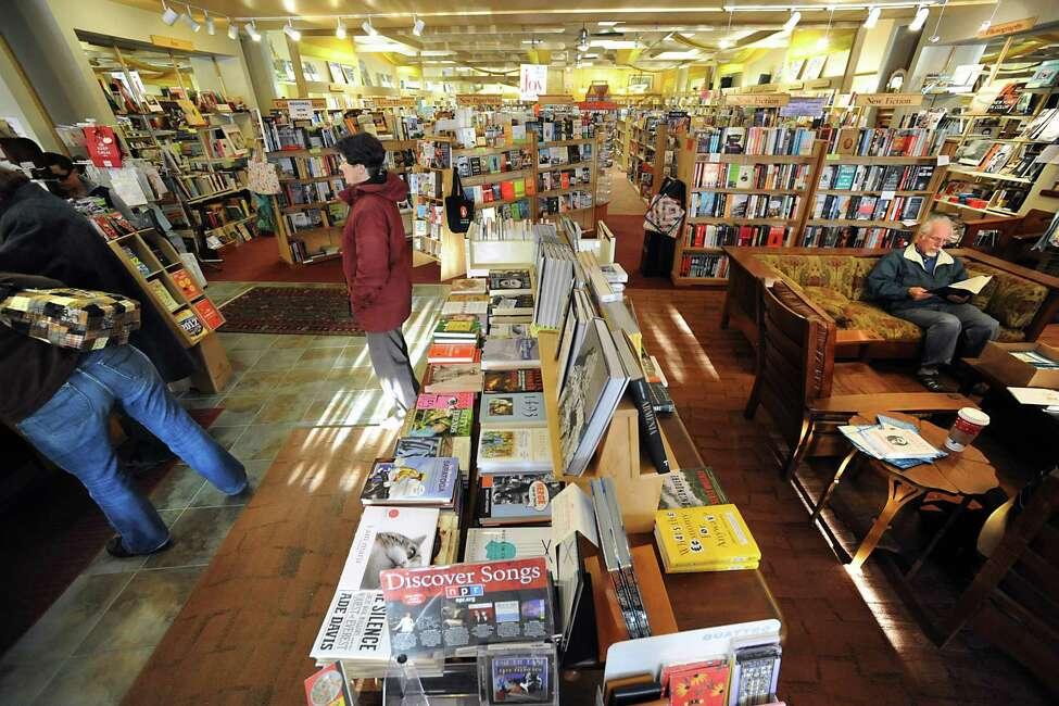 Best bookstore: 1. The Book House of Stuyvesant Plaza & Little Book House , Guilderland (Lori Van Buren / Times Union archive)