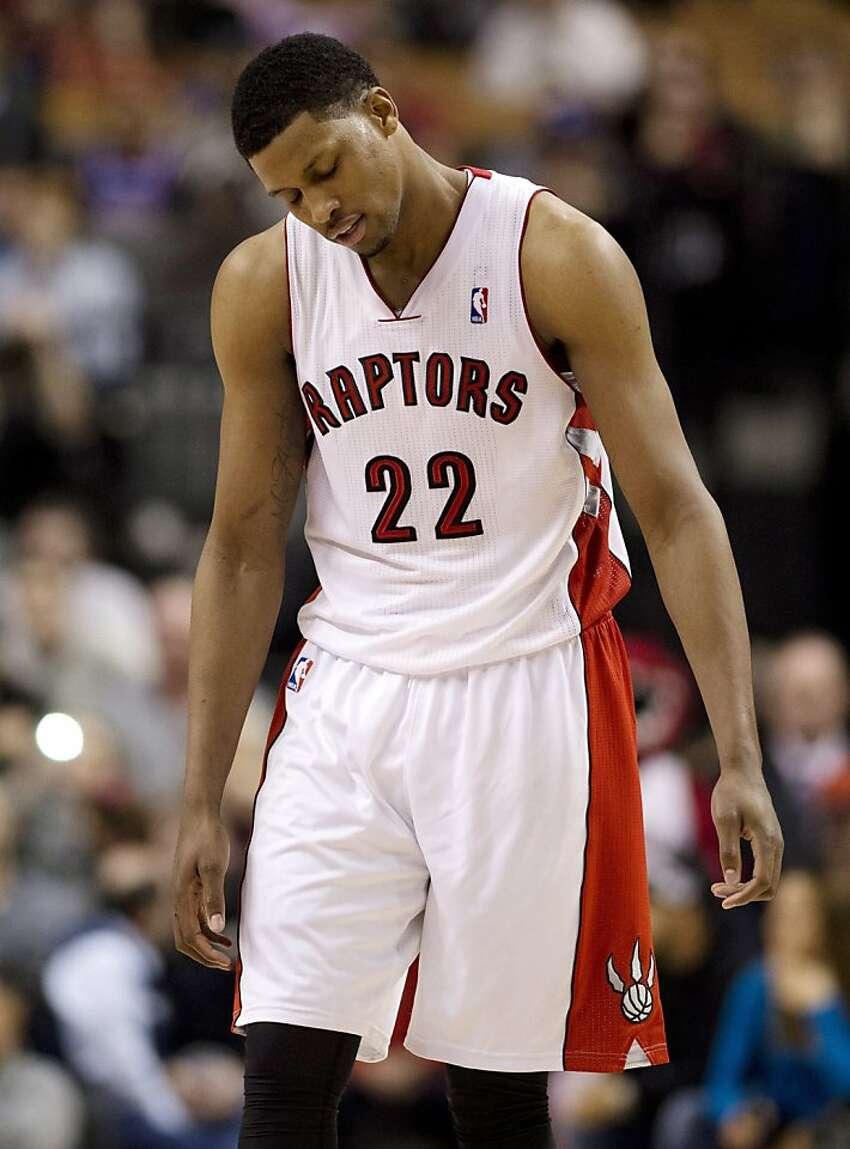 Toronto Raptors One in 21 seasons.