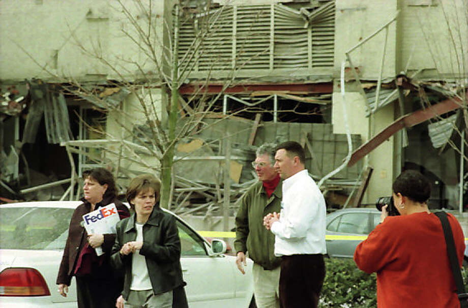 Here are more previously unpublished images from the 2001 earthquake showing the damage in the Sodo neighborhood. Photo: Don Marquis/MOHAI Seattle Post-Intelligencer Collection/seattlepi.com File