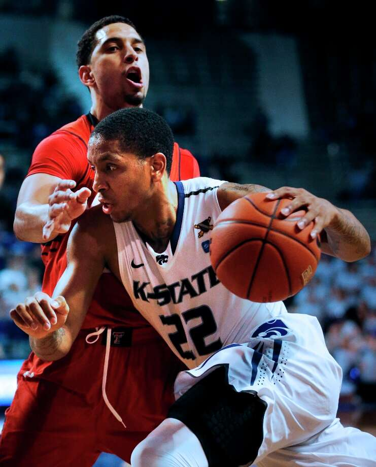 2. Kansas State (22-5, 11-3):The Big 12′s deepest rotation will be a difficult draw for anybody in the NCAA Tournament. Bruce Weber has the Wildcats playing defense just like they did when Frank Martin was coaching — with more offensive pop. Photo: Orlin Wagner, Associated Press / AP