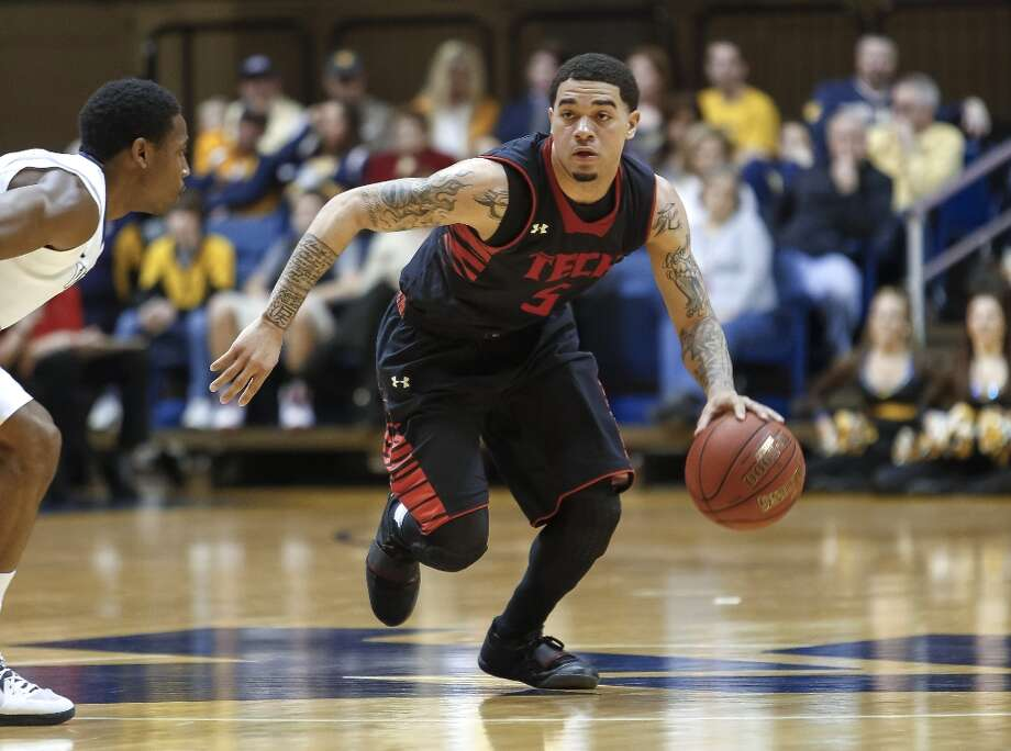 9. Texas Tech (9-16, 2-12): Freshman Josh Gray showing a lot of promise at point guard. The question remains whether Chris Walker will be there with him to enjoy the fruits of that development. Photo: DAVID SMITH, Associated Press / FR93543 AP