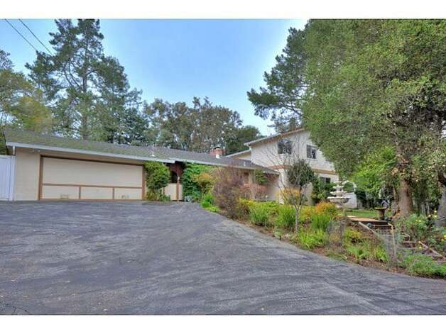 One of the least expensive homes on the market in Portola Valley is this five-bedroom house at 140 Campo Road, listed for $1.995 million. That's right, the market starts at over $1 million in this area.This is a foreclosure sale.
