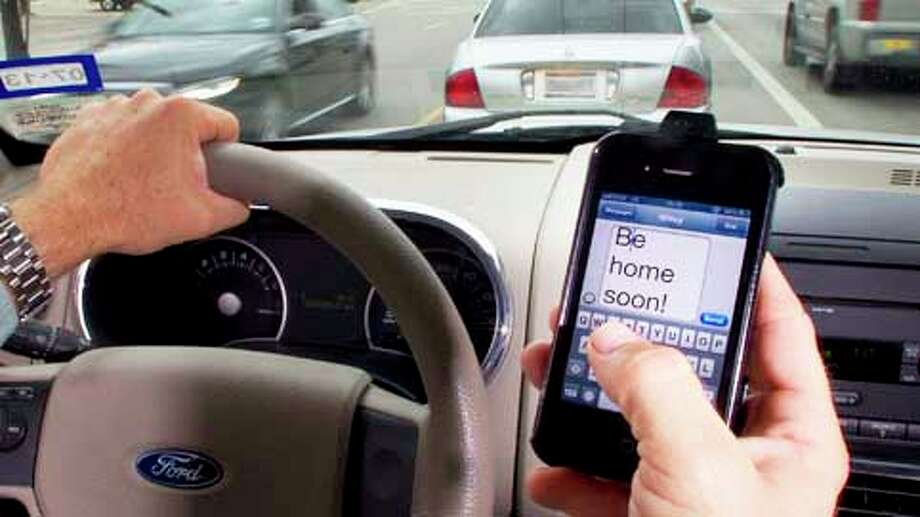 prohibiting cell phones while driving 1 in california, persons are prohibited from driving a motor vehicle while holding and operating a phone or electronic communication device.