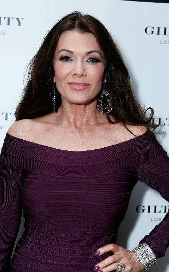 Lisa Vanderpump. Real housewife of Beverly Hills.