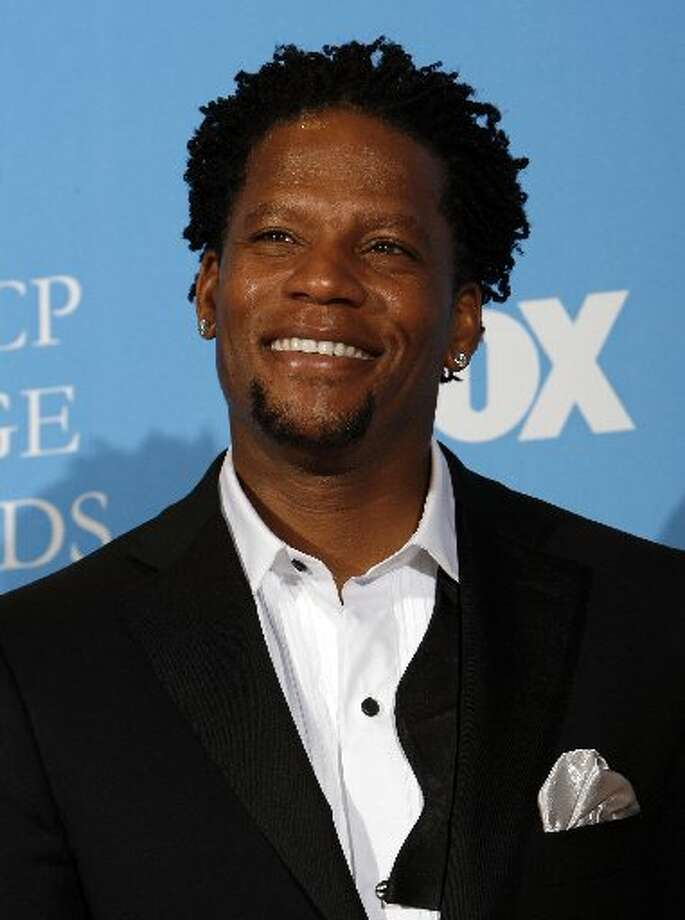 D.L. Hughley. Actor and comedian.