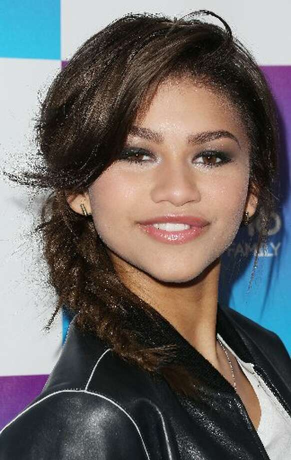 Zendaya Coleman. Requisite Disney star.