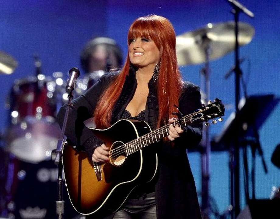 Wynonna Judd. Country singer and reality star.