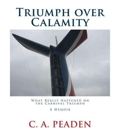 "Christina Peaden decided to publish her journal as a memoir. She self-published ""Triumph Over Calamity,"" penned under the name C.A. Peaden. Photo: Amazon.com"