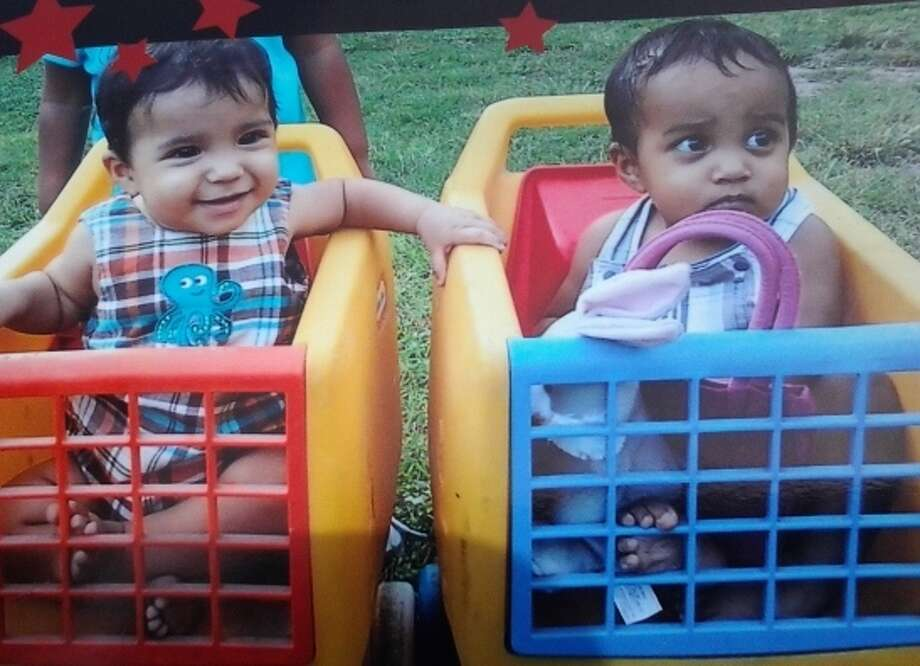 Twin 1-year-old boys killed in a fire Feb. 25, 2013, were Daniel (left) and Orlin Ordonez. Photo: Courtesy