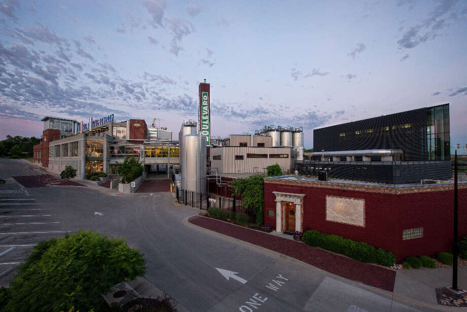 The brewery in Kansas City. / Alistair Tutton Photography