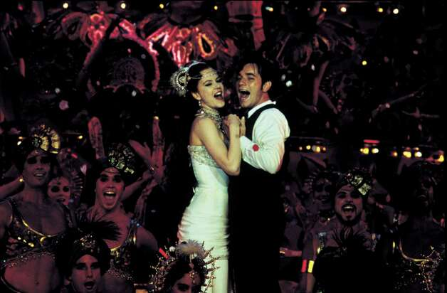 "Nicole Kidman and Ewan McGregor in ""Moulin Rouge."" Photo: TWENTIETH CENTURY FOX"