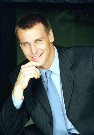 General Hospital actor Ingo Rademacher in Los Angeles. Rademacher  is one of eleven celebrity contestants who will compete on the next edition of Dancing with the Stars. (AP Photo/ABC, Yolanda Perez) Photo: YOLANDA PEREZ, Associated Press / ABC, INC.