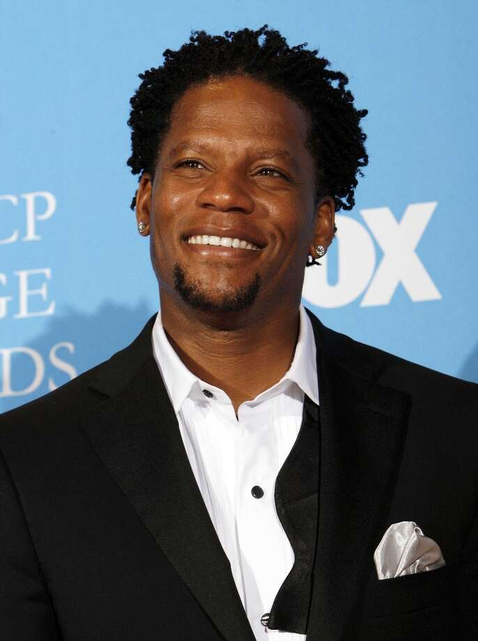 D.L. Hughley will compete on the next edition of Dancing with the Stars.  (AP Photo/Gus Ruelas, file) Photo: Gus Ruelas, Associated Press / A-RUELAS