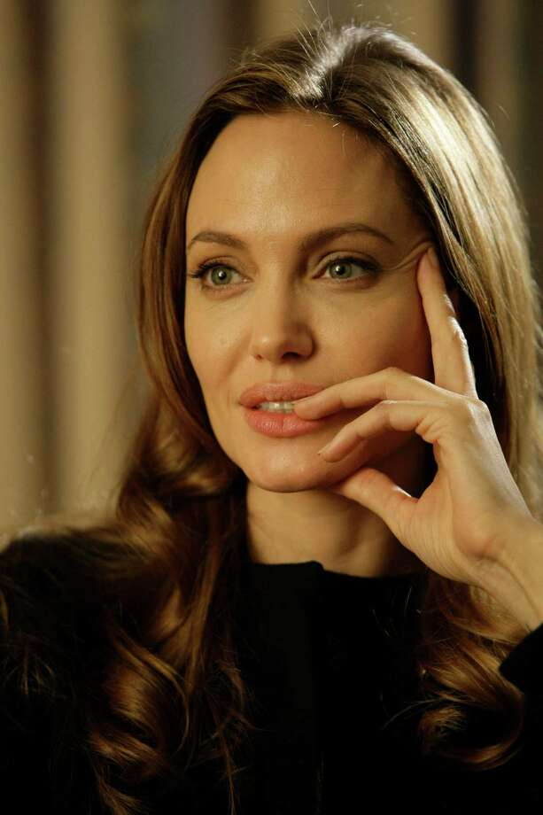 Angelina Jolie has struggled with drug and alcohol addiction but has since turned her attention toward raising her family and philanthropy. Photo: Amel Emric, Associated Press / AP