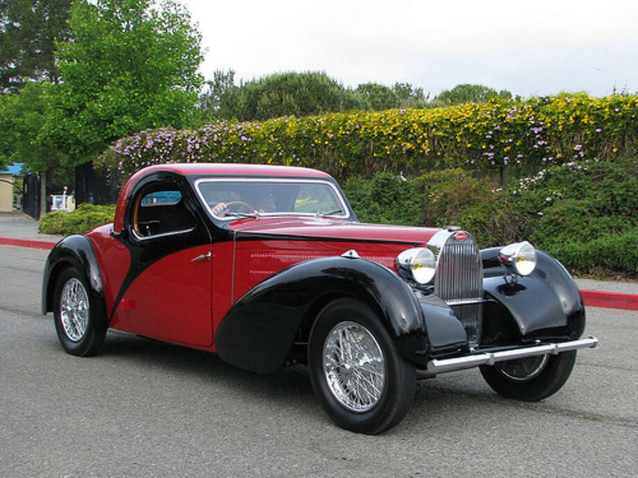 95. Bugatti Type 57 (1934–1940)