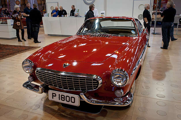 90. Volvo P1800 (1961–1973)