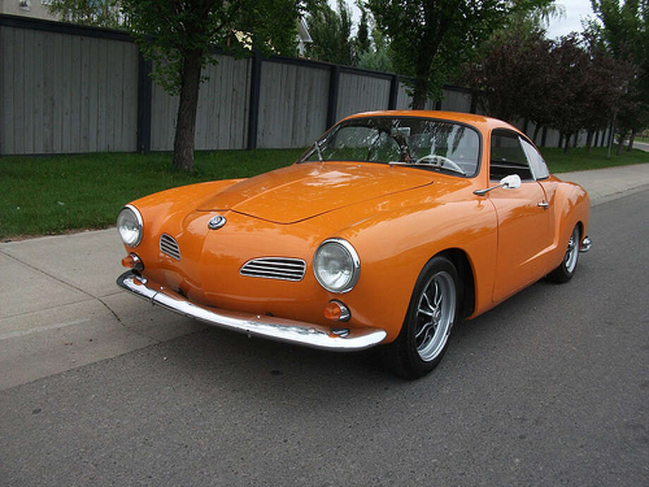 89. Volkswagen Karmann Ghia (1955–1974)