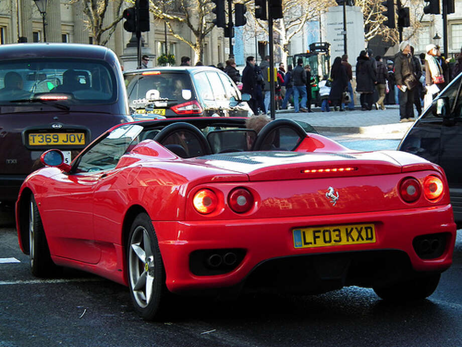 88. Ferrari 360 Modena (1999–2005)What Popular Mechanics said: The 360 Modena replaced the aging 355 as Ferrari's bread and butter mid-engine sports car, bearing a free-breathing V-8 and eye-catching looks. (Photo: Kenjonbro, Flickr)Source: Popular Mechanics Photo: Flickr